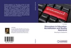 Buchcover von Discussions in Education: Accreditation and Quality Assurance