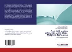 Bookcover of Non-rigid motion estimation using Block-Matching Techniques