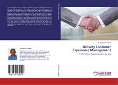 Portada del libro de Delivery Customer Experience Management