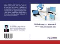 Обложка CAI in Education & Research