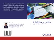 Обложка Digital Image processing