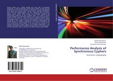 Buchcover von Performance Analysis  of  Synchronous Cyphers