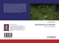 Bookcover of Lipid Nutrition in Mahseer