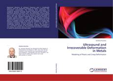 Bookcover of Ultrasound and Irrecoverable Deformation in Metals