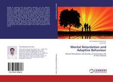 Couverture de Mental Retardation and Adaptive Behaviour