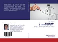 Bookcover of Венчурное финансирование