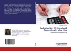 Bookcover of An Evaluation Of Household Accounting In Mauritius
