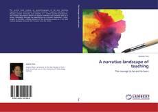 Couverture de A narrative landscape of teaching
