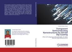 Bookcover of Transparent Semiconducting Nanostructures by Sol-Gel Dip Coating