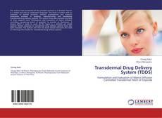 Transdermal Drug Delivery System (TDDS) kitap kapağı
