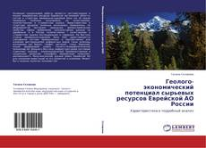 Bookcover of Геолого-экономический потенциал сырьевых ресурсов Еврейской АО России