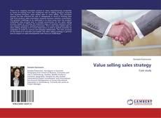 Portada del libro de Value selling sales strategy