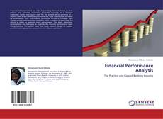 Financial Performance Analysis的封面
