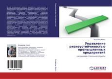 Bookcover of Управление рискоустойчивостью промышленных предприятий