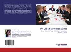Buchcover von The Group Discussion-Win it