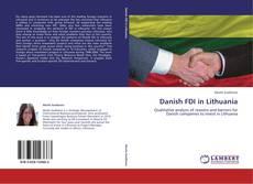 Обложка Danish FDI in Lithuania