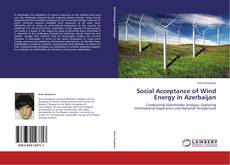 Couverture de Social Acceptance of Wind Energy in Azerbaijan