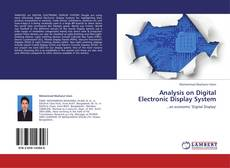 Bookcover of Analysis on Digital Electronic Display System