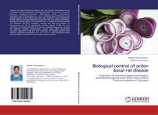 Portada del libro de Biological control of onion basal rot disease
