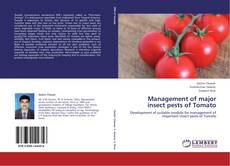 Bookcover of Management of major insect pests of Tomato