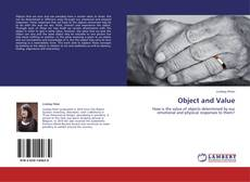 Bookcover of Object and Value