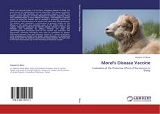 Bookcover of Morel's Disease Vaccine