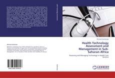 Bookcover of Health Technology Assessment and Management in Sub-Saharan Africa