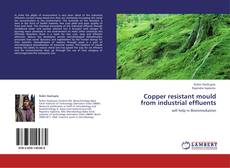 Bookcover of Copper resistant mould from industrial effluents