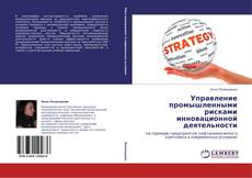 Capa do livro de Управление промышленными рисками инновационной деятельности