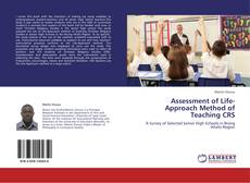 Bookcover of Assessment of Life-Approach Method of Teaching CRS