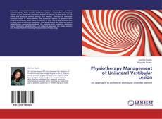 Physiotherapy Management of Unilateral Vestibular Lesion kitap kapağı