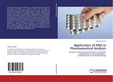 Buchcover von Application of NQS in Pharmaceutical Analysis