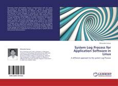 Borítókép a  System Log Process for Application Software in Linux - hoz