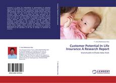Customer Potential In Life Insurance A Research Report kitap kapağı