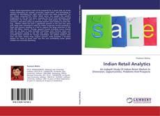 Capa do livro de Indian Retail Analytics