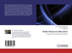 Capa do livro de Radio Resource Allocation