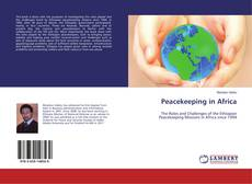 Bookcover of Peacekeeping in Africa