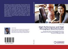 Обложка High Performance and High Throughput Bioinformatics