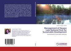 Bookcover of Management of Naujan Lake National Park for  Sustainable Development
