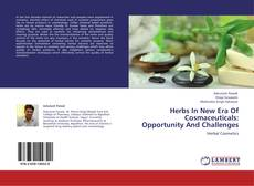 Обложка Herbs In New Era Of Cosmaceuticals: Opportunity And Challenges