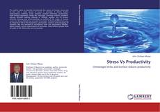 Capa do livro de Stress Vs Productivity