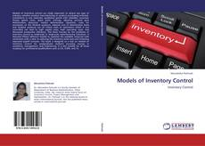 Buchcover von Models of Inventory Control