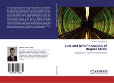 Обложка Cost and Benefit Analysis of Bogotá Metro