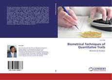 Capa do livro de Biometrical Techniques of Quantitative Traits