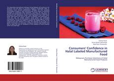 Bookcover of Consumers' Confidence in Halal Labeled Manufactured Food