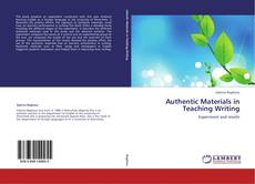 Bookcover of Authentic Materials in Teaching Writing