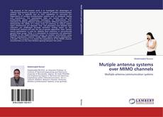 Couverture de Mutiple antenna systems over MIMO channels