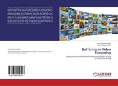 Bookcover of Buffering in Video Streaming