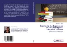 Обложка Examining the Experiences of First-Year Special Education Teachers