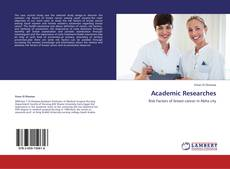 Bookcover of Academic Researches
